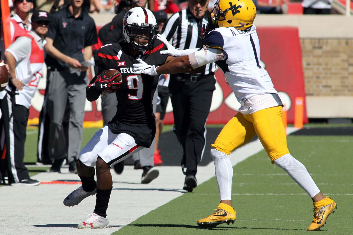 Jonathan Giles: Red Raiders WR Giles opens transfer period