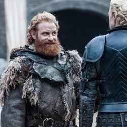 Tormund still has a thing for Brienne.