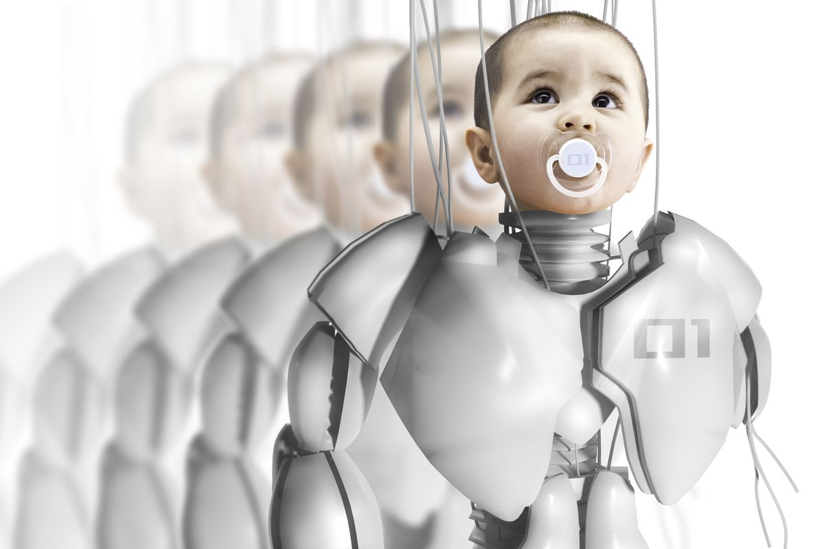 Genetically engineered humans will arrive sooner than you think. And we're not ready.