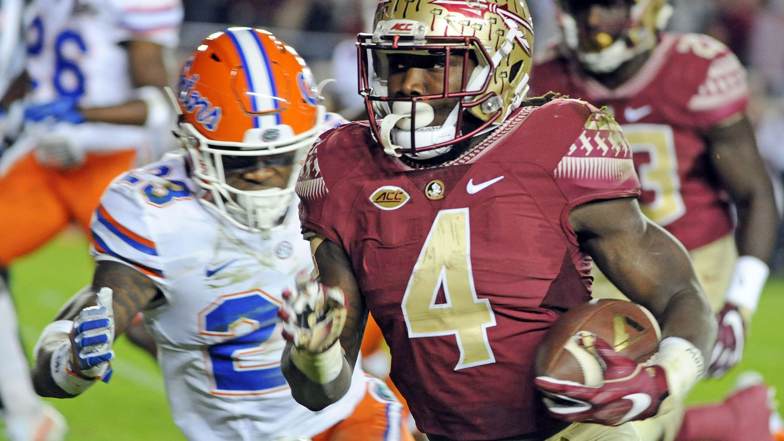 Florida State Beats Rival Florida And Makes Case For