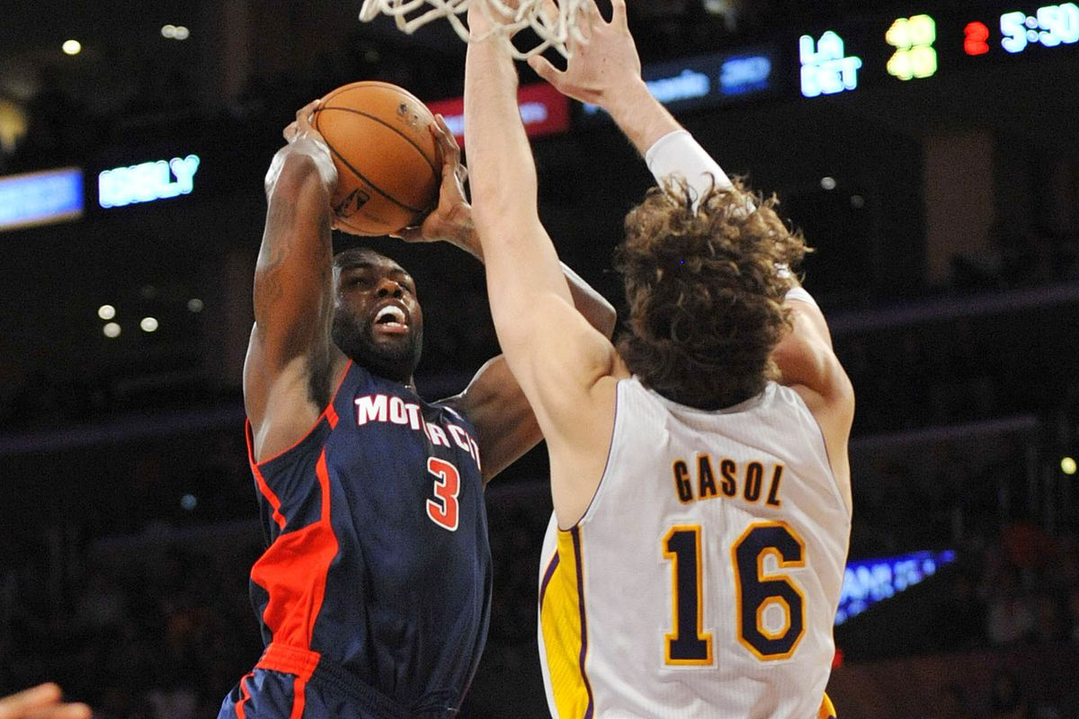 Pistons Vs Lakers: Pistons Vs. Lakers 2013: Live Coverage, News And