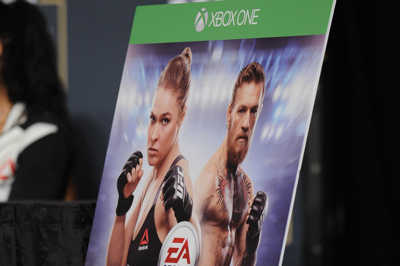community news, Ronda Rousey will absolutely not use this fighter on EA Sports UFC 2 video game