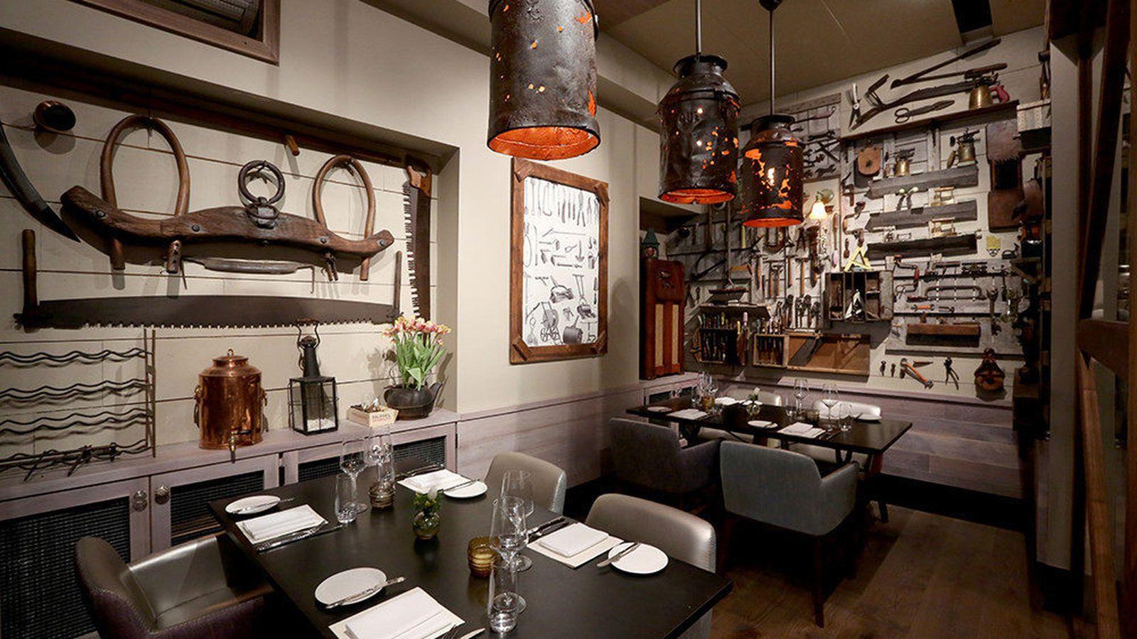 Blenheim justin hilbert 39 s farm to table restaurant eater ny for Table 52 chicago restaurant