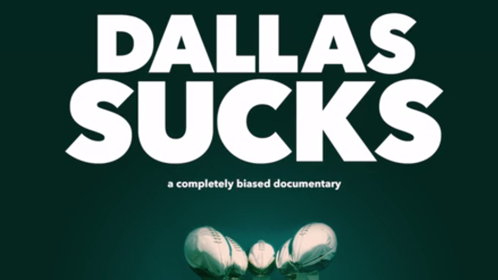 Dallas Cowboys Roster >> Eagles fans can support the 'Dallas Sucks' documentary - Bleeding Green Nation