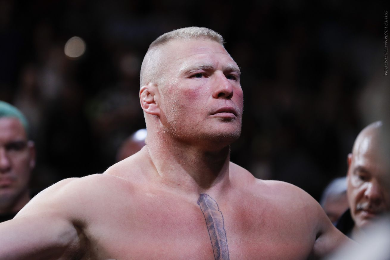 community news, Brock Lesnar suspended by USADA for one year in doping case