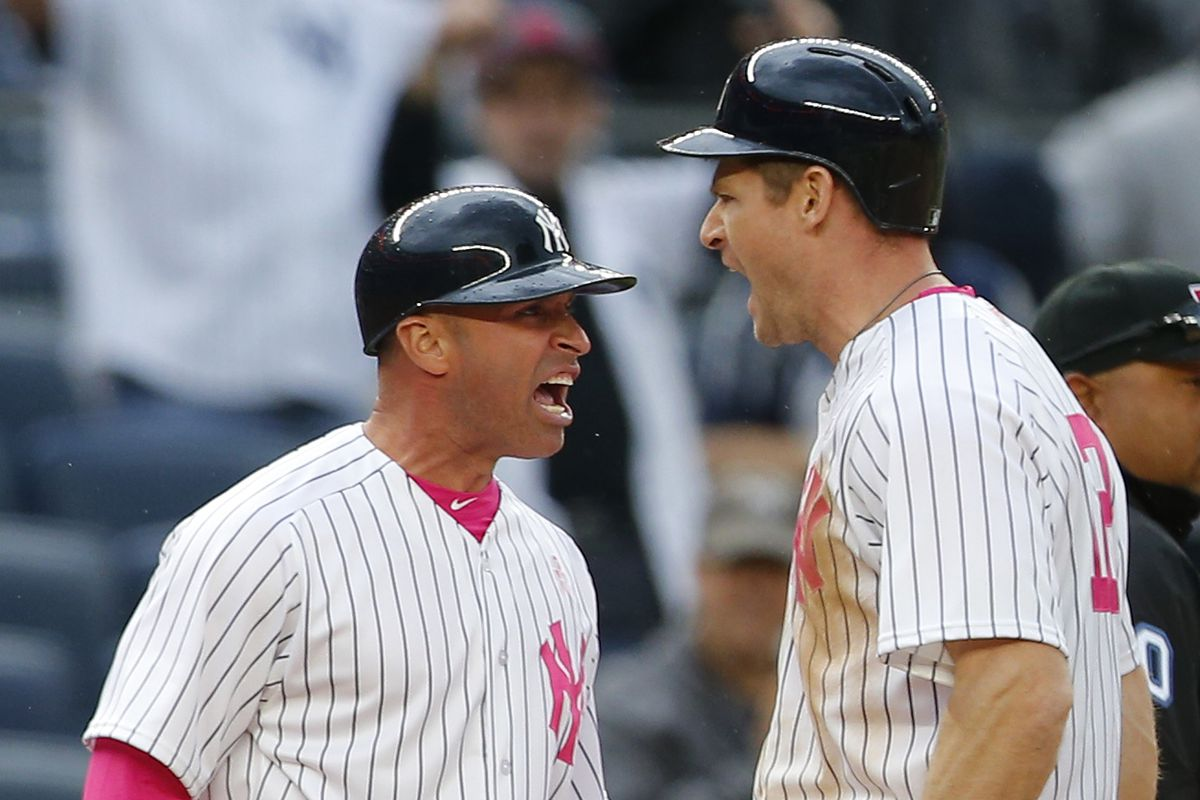 Yankees will play doubleheader on Jeter night