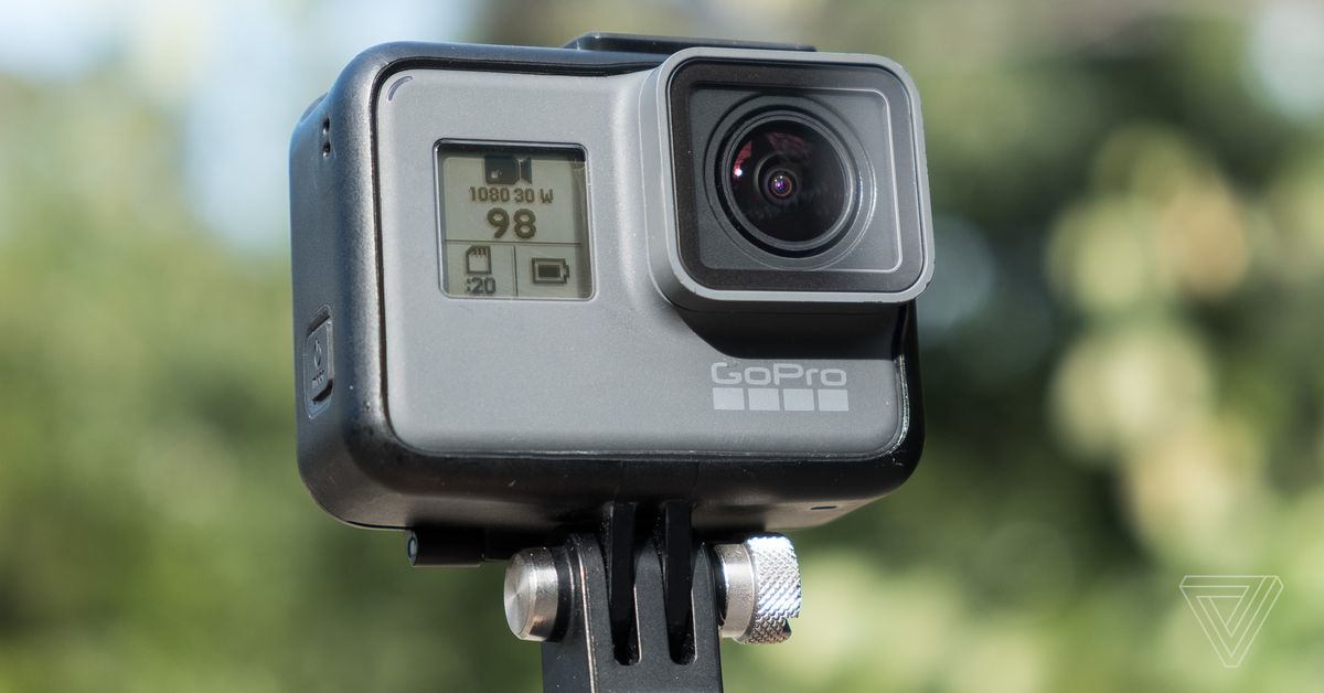 what is latest gopro hero 6 black firmware