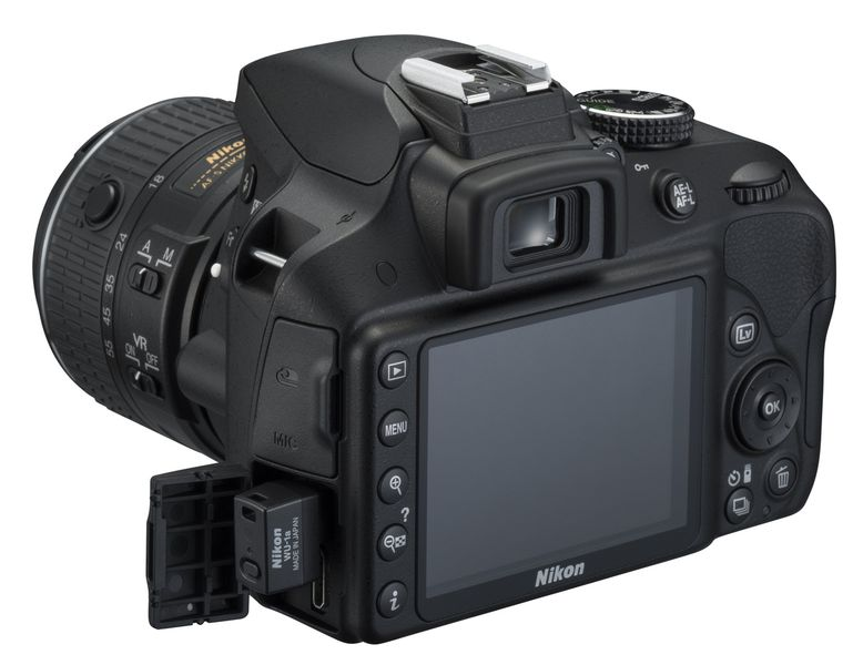 Nikon's D3300 shrinks the entry-level DSLR with a small ...