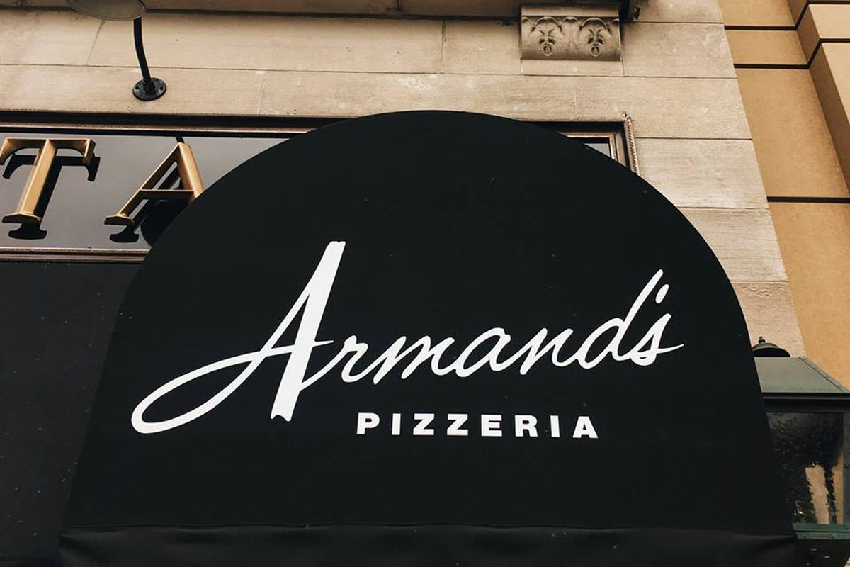 beloved armand s pizzeria unveils new south loop concept ex armand s victory tap in the south loop combines a neighborhood pizzeria chef joe farina s cuisine armand s victory tap