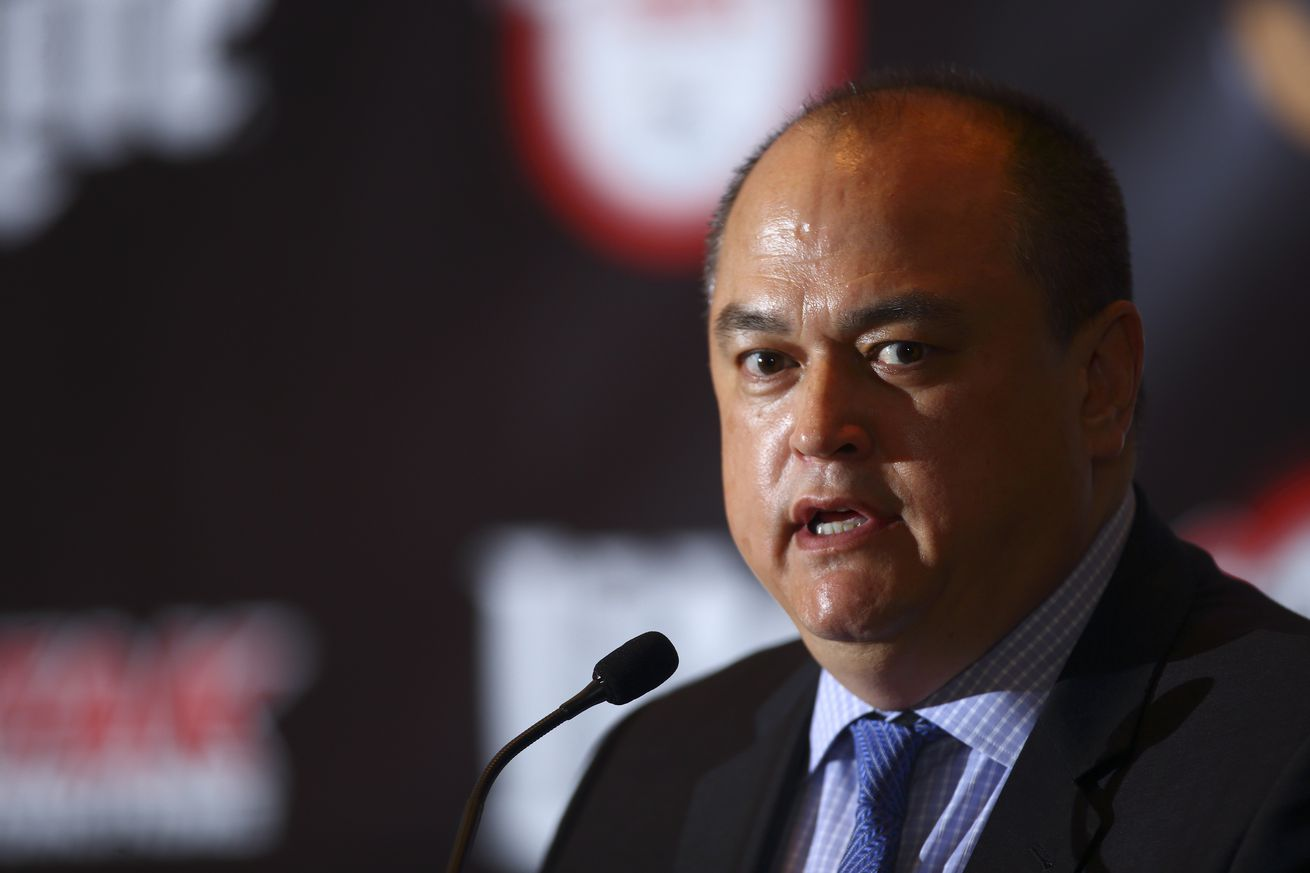 Bellator's Scott Coker: UFC's Reebok deal 'has been very good for our business'
