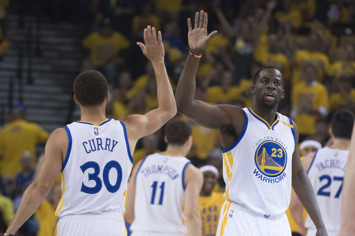 Golden State Warriors Defeat Utah Jazz In Sloppy Game 3