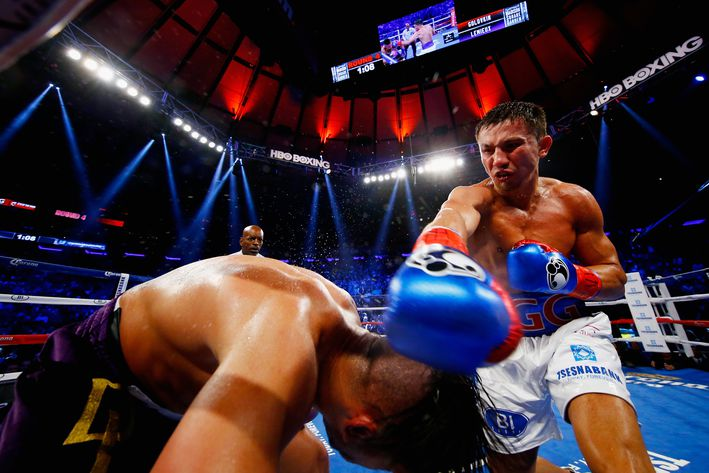 Watch Golovkin vs. Lemieux fight video highlights right here