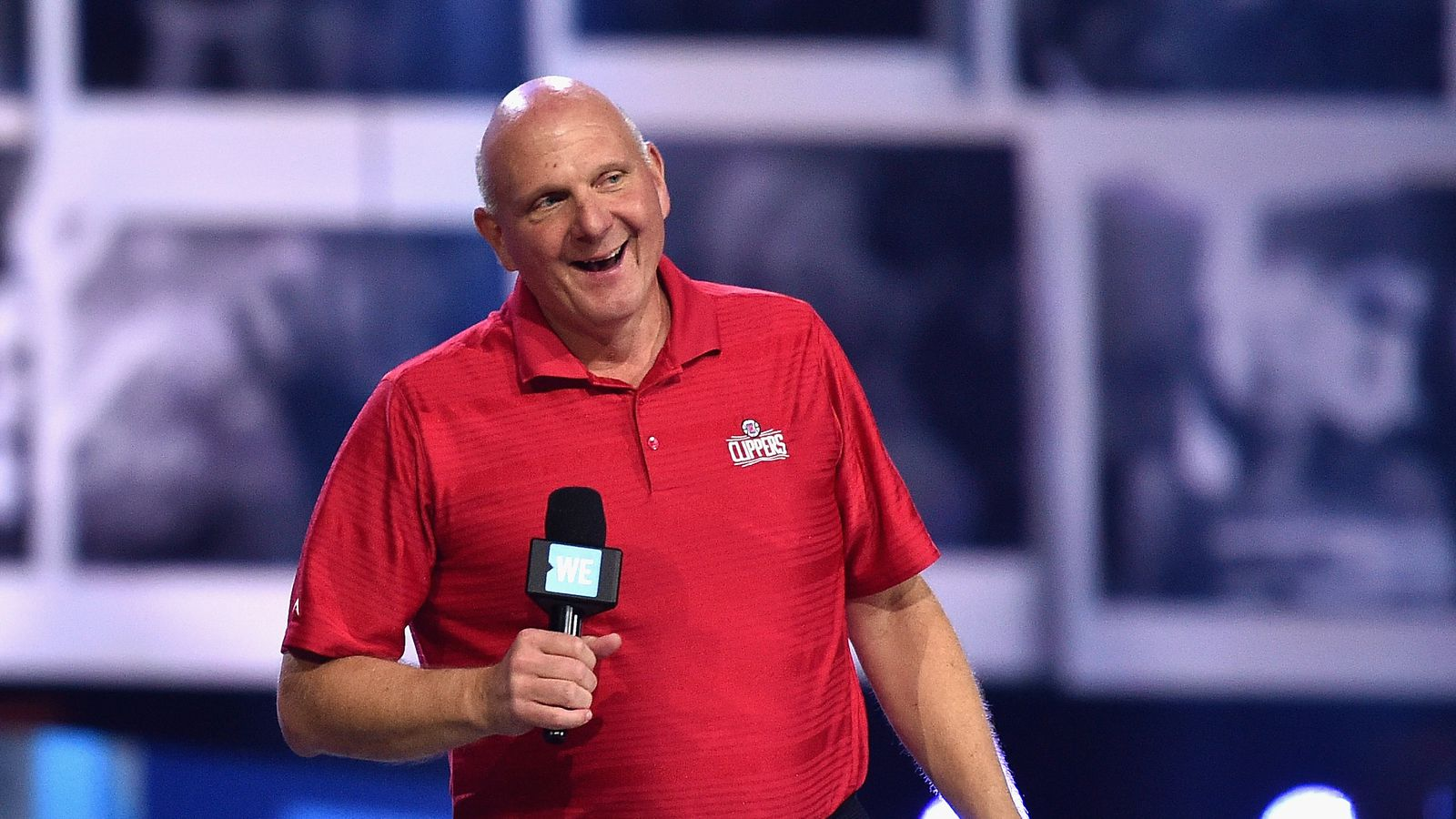 Listen to Steve Ballmer talk about showing Clippers' games from ...