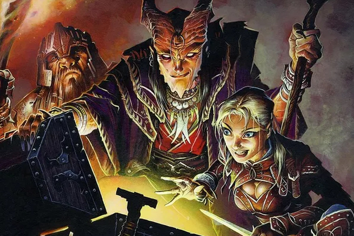 D&D Beyond is the Dungeons & Dragons management tool you've been waiting for