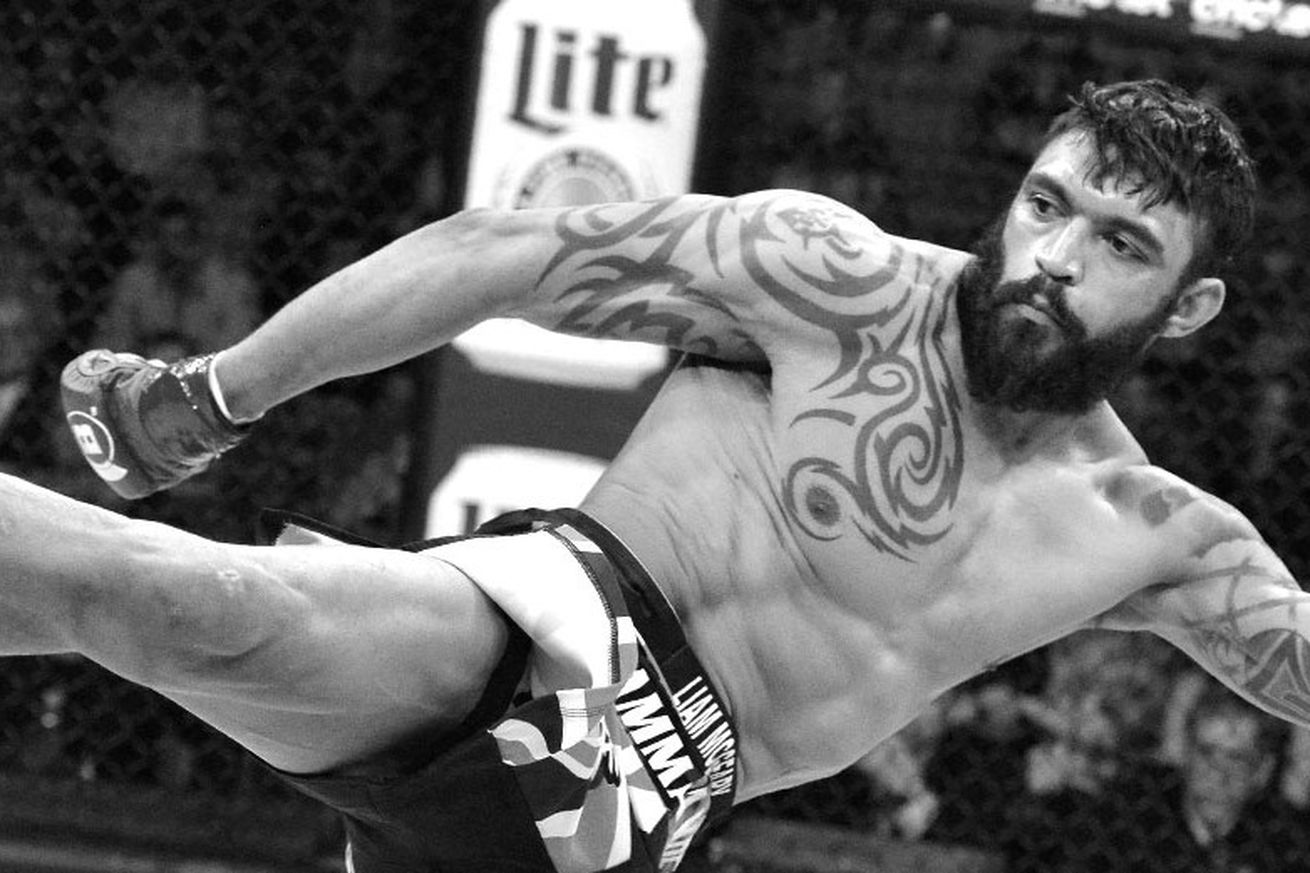 Bellator 173 main event changed to Liam McGeary vs Vladimir Filipovic with Chris Fields scratched
