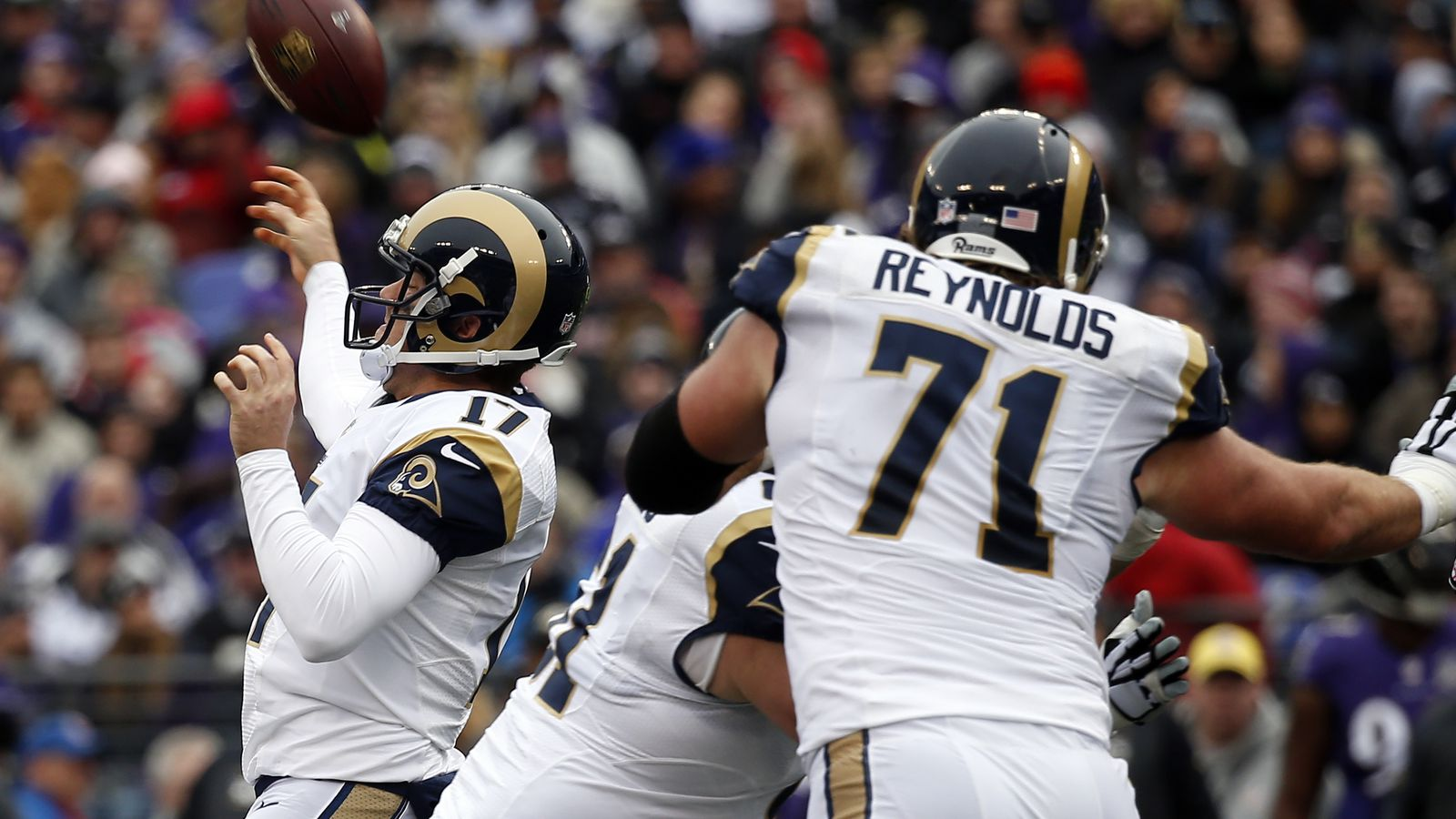 NFL Jerseys Nike - 2016 Rams Roster Preview: OG Garrett Reynolds, Great 6th Man ...