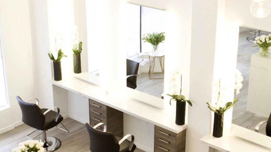 Brunette whisperer kazumi morton opens a luxe hair salon for A luxe beauty salon
