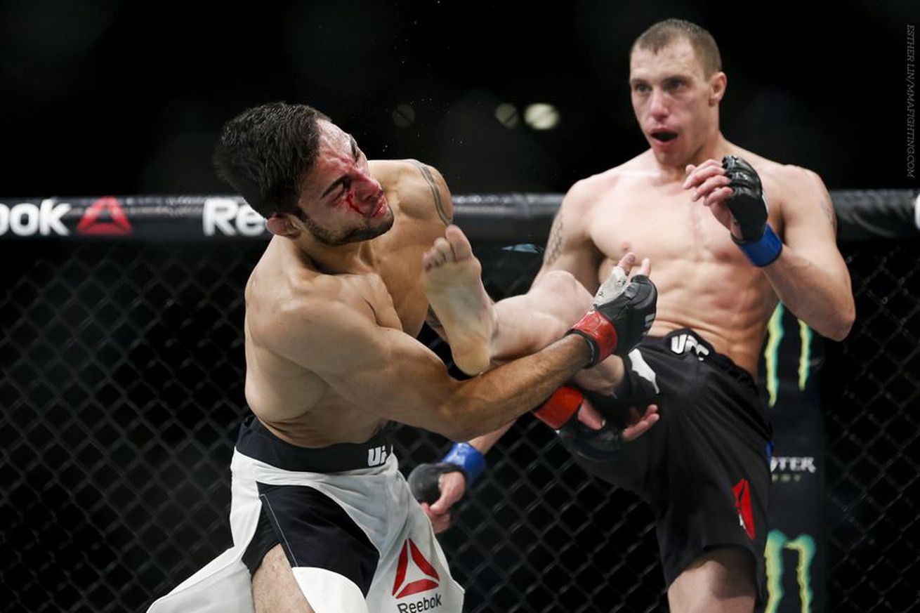 With UFC deal nearing end, James Vick hopes 6 1 Octagon record nets him bigger promotional push
