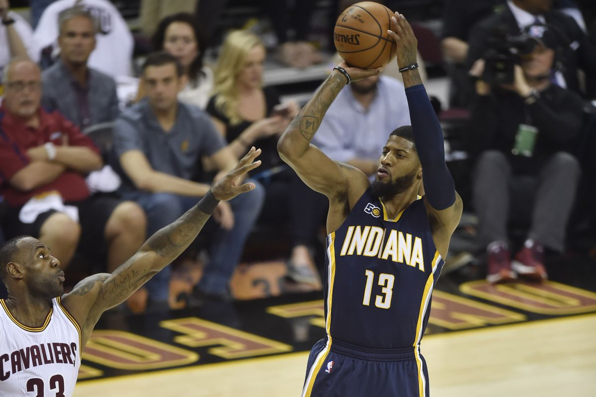 Cavs hold off Pacers, Spurs also go 2-0 up
