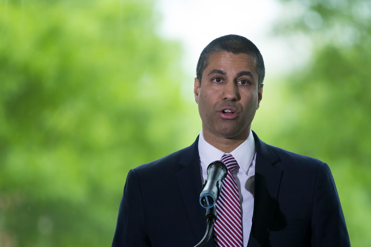 FCC Chairman Ajit Pai Begins to Free the Internet From Burdensome Overregulation