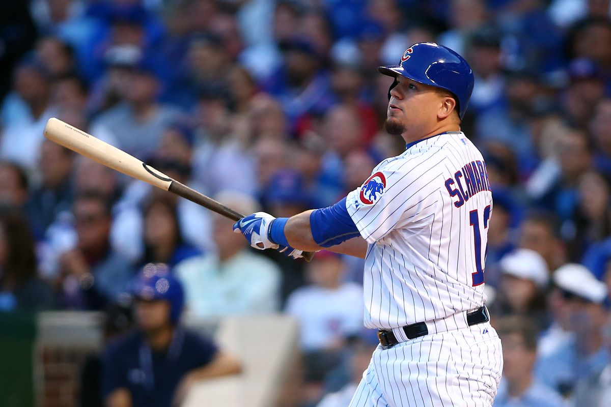 what to expect from kyle schwarber beyond the box score jerry lai usa today sports