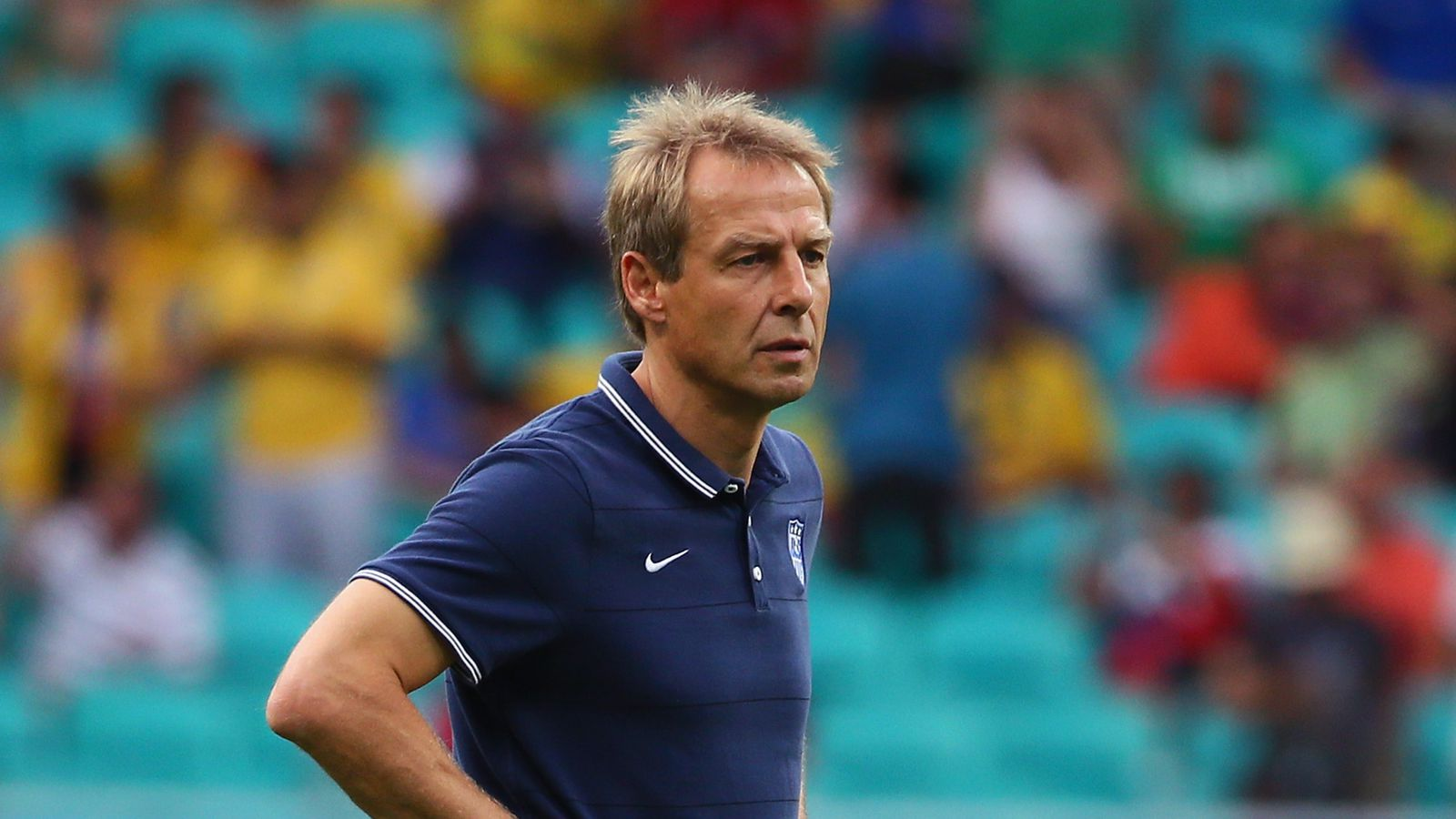 Jurgen Klinsmann Names 25 Man Usmnt Team For Friendlies