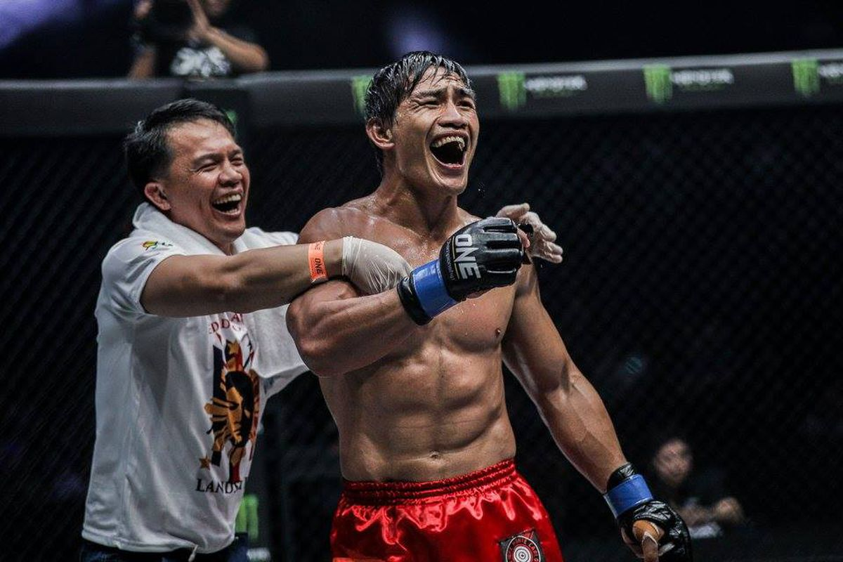 Folayang, 6 Pinoy fighters to banner PHL flag in ONE