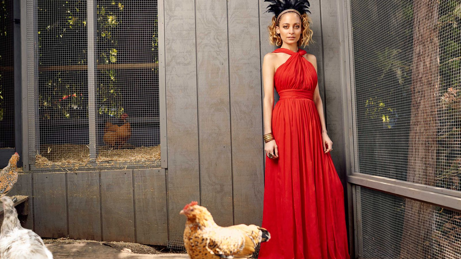 Nicole Ritchie S Chicken Coop Is Featured In Architectural