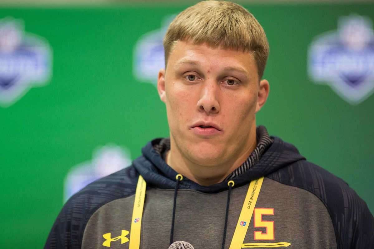 Utah OL Garett Bolles on Texans, future in NFL