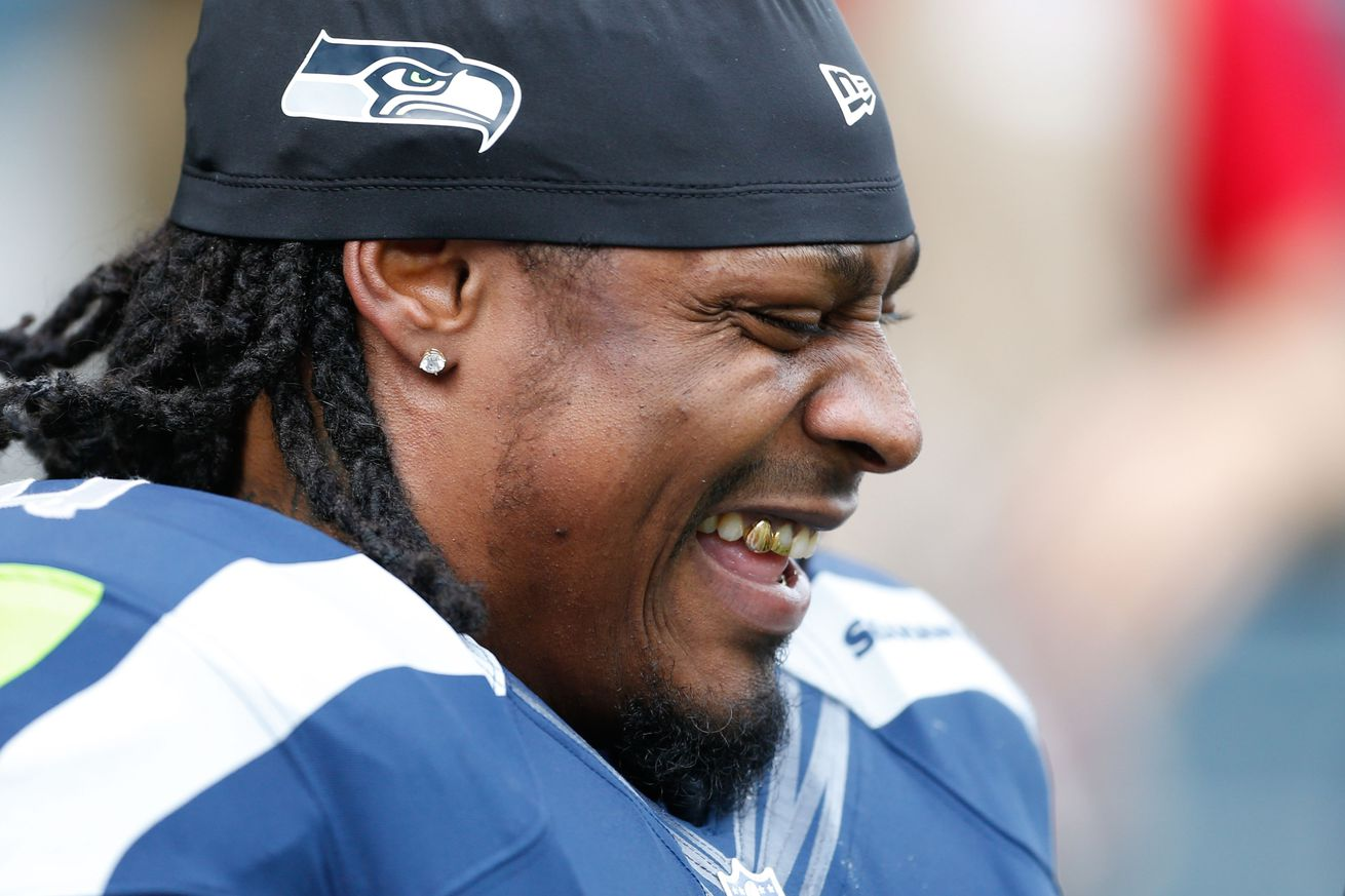 Reloaded: To Better Know Your Seahawks - Marshawn Lynch