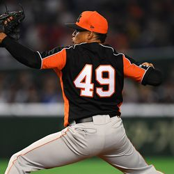 Jair Jurrjens, Rick VandenHurk, and Shairon Martis will have to carry the load for a Dutch rotation with precious few bullets.