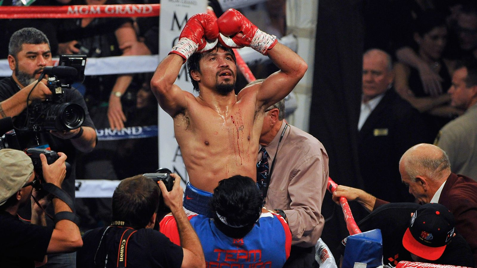 ((WOW)) Manny Pacquiao Losses To Jeff Horn Reaction ...