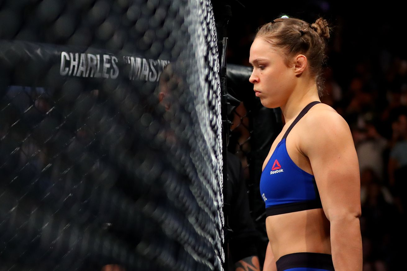 Gegard Mousasi: The media made Ronda Rousey out as one of the best when she cant kick or punch