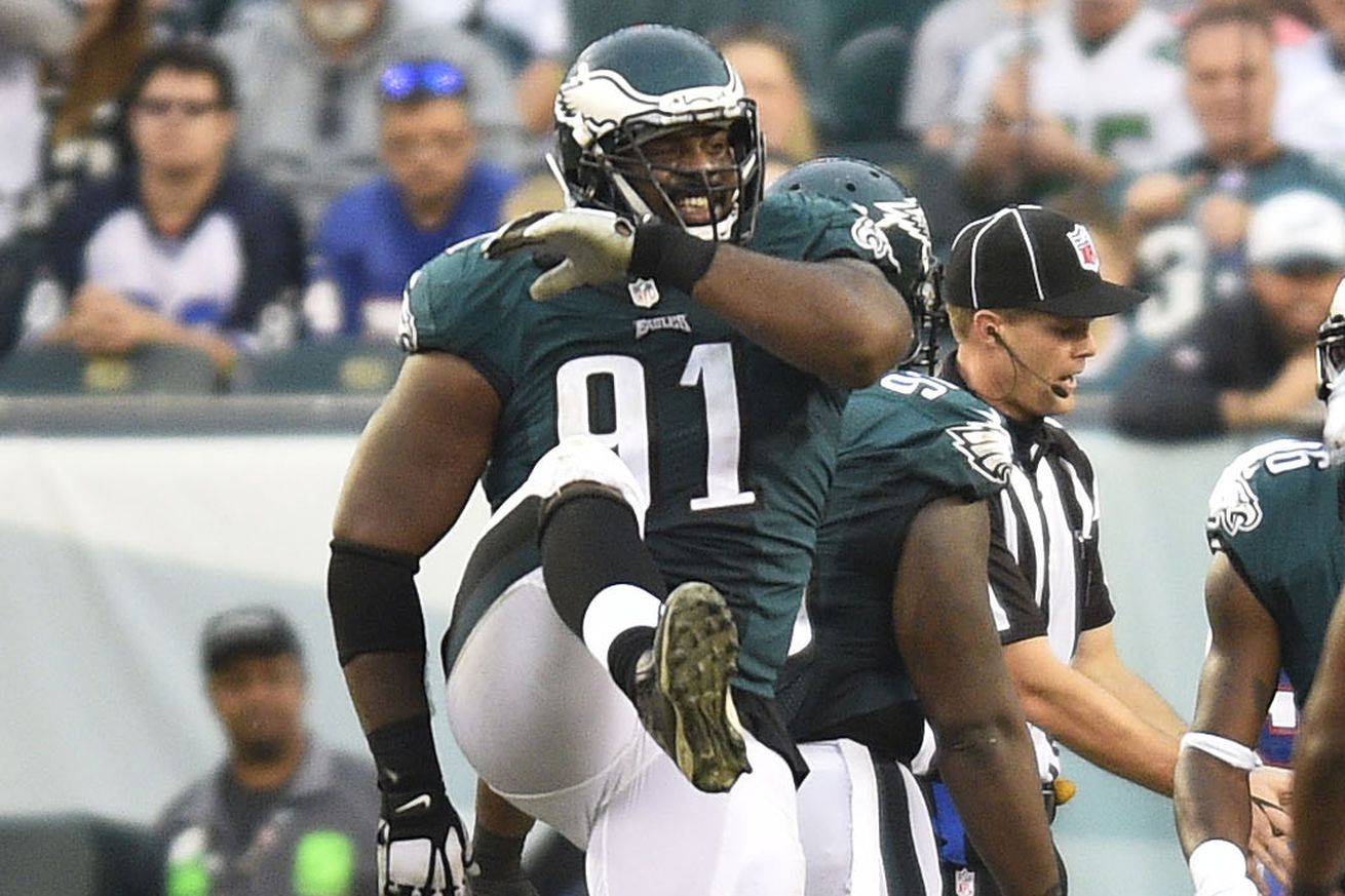 nfl Philadelphia Eagles Fletcher Cox GAME Jerseys