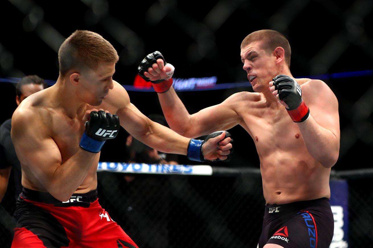 Watch Joe Lauzon vs Marcin Held full fight video highlights from UFC Fight Night 103