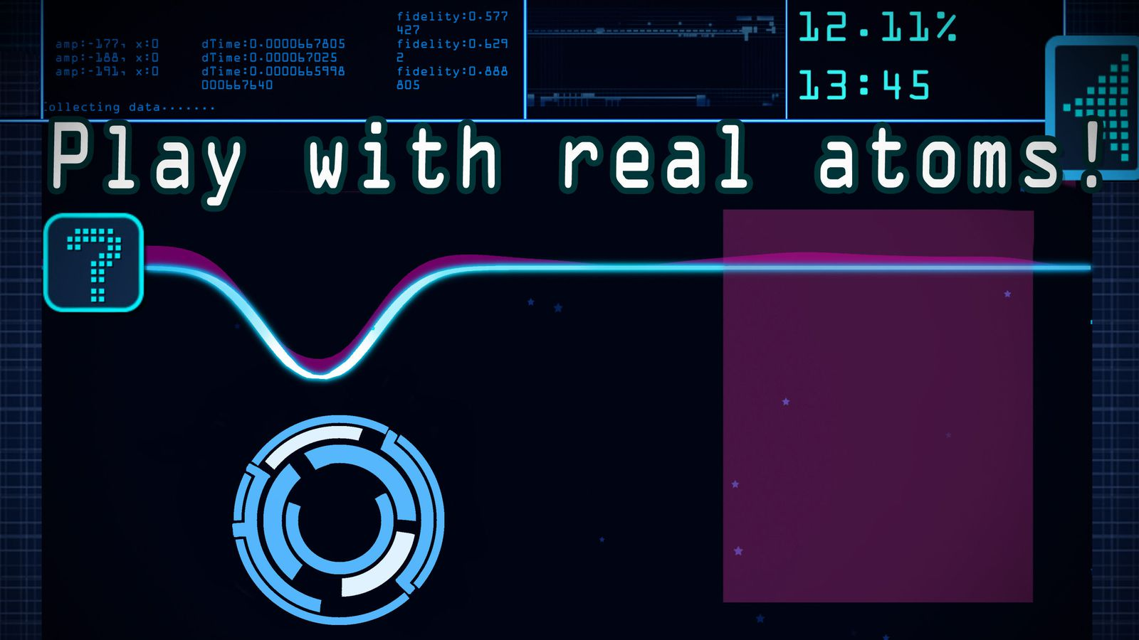 Quantum Moves - האם זה המשחק שיביא לעולם את המחשב הקוונטי?