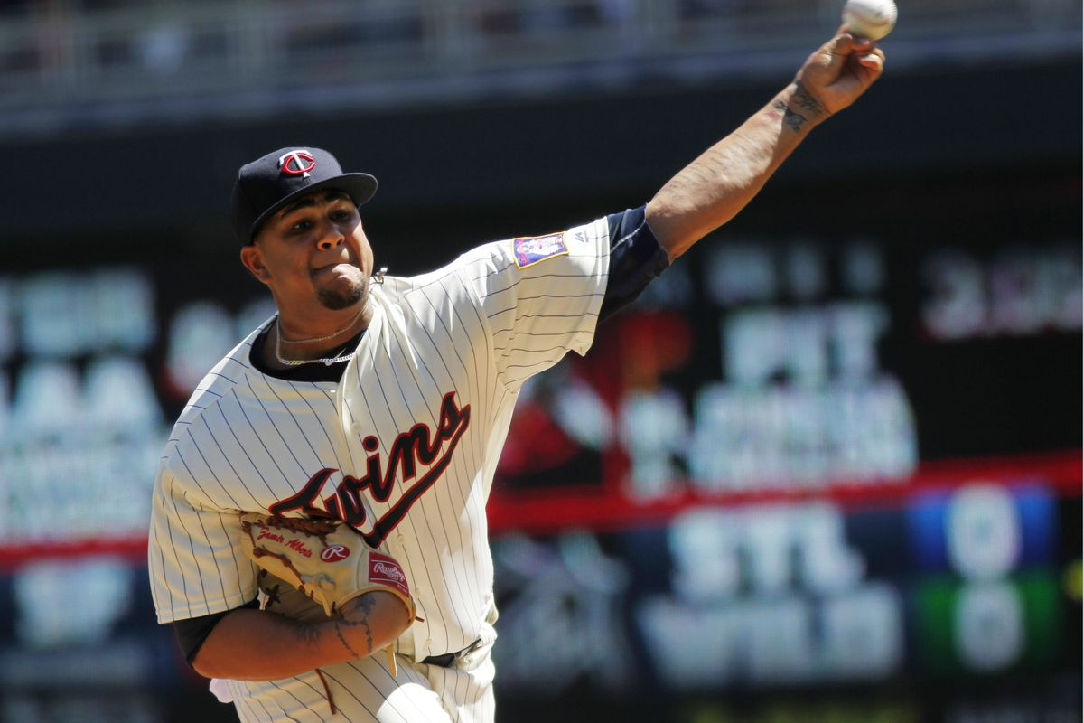 Twins, Tigers get after one another
