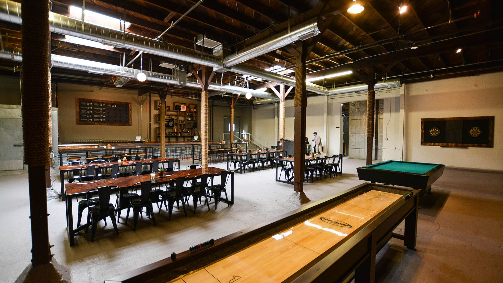 Boomtown Brewery Packs In The Party With New Arts District
