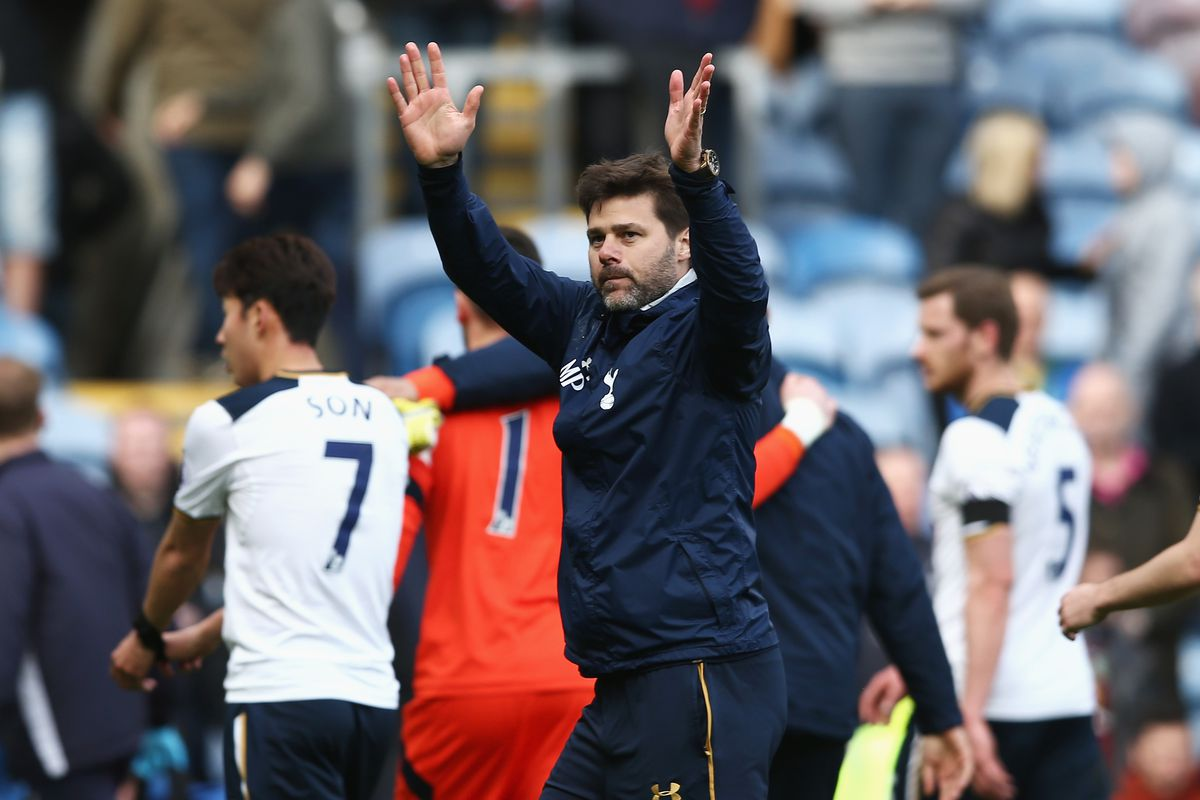 Mauricio Pochettino: Tottenham are in the title chase