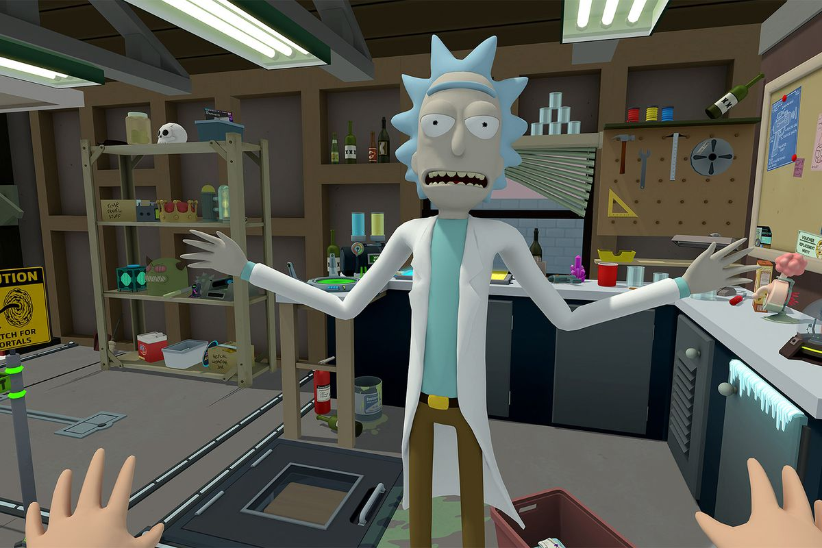 Job Simulator Developer Owlchemy Labs Joins Google