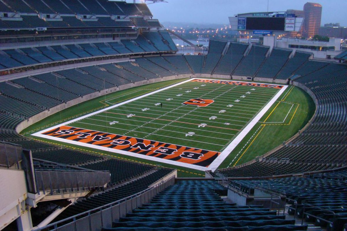 Bengals Announce Sell Out Against The Chargers Cincy Jungle