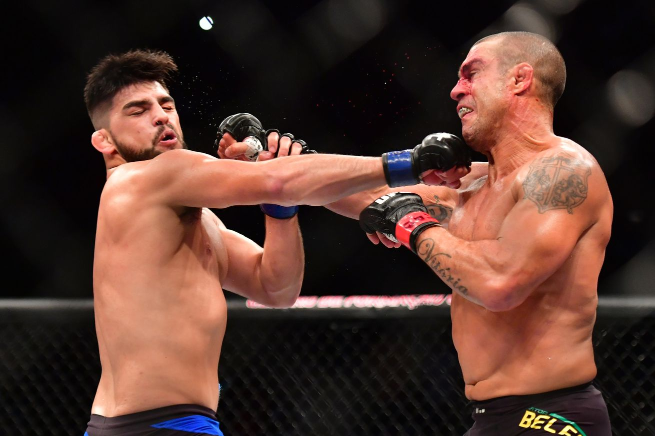 community news, Belfort vs. Gastelum does 946,000 viewers