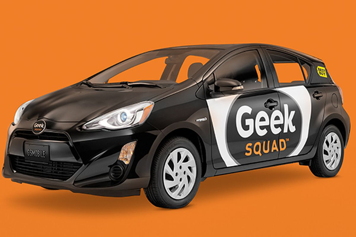 Best Buy's Geek Squad is trading its VW Beetles for Priuses - The ...