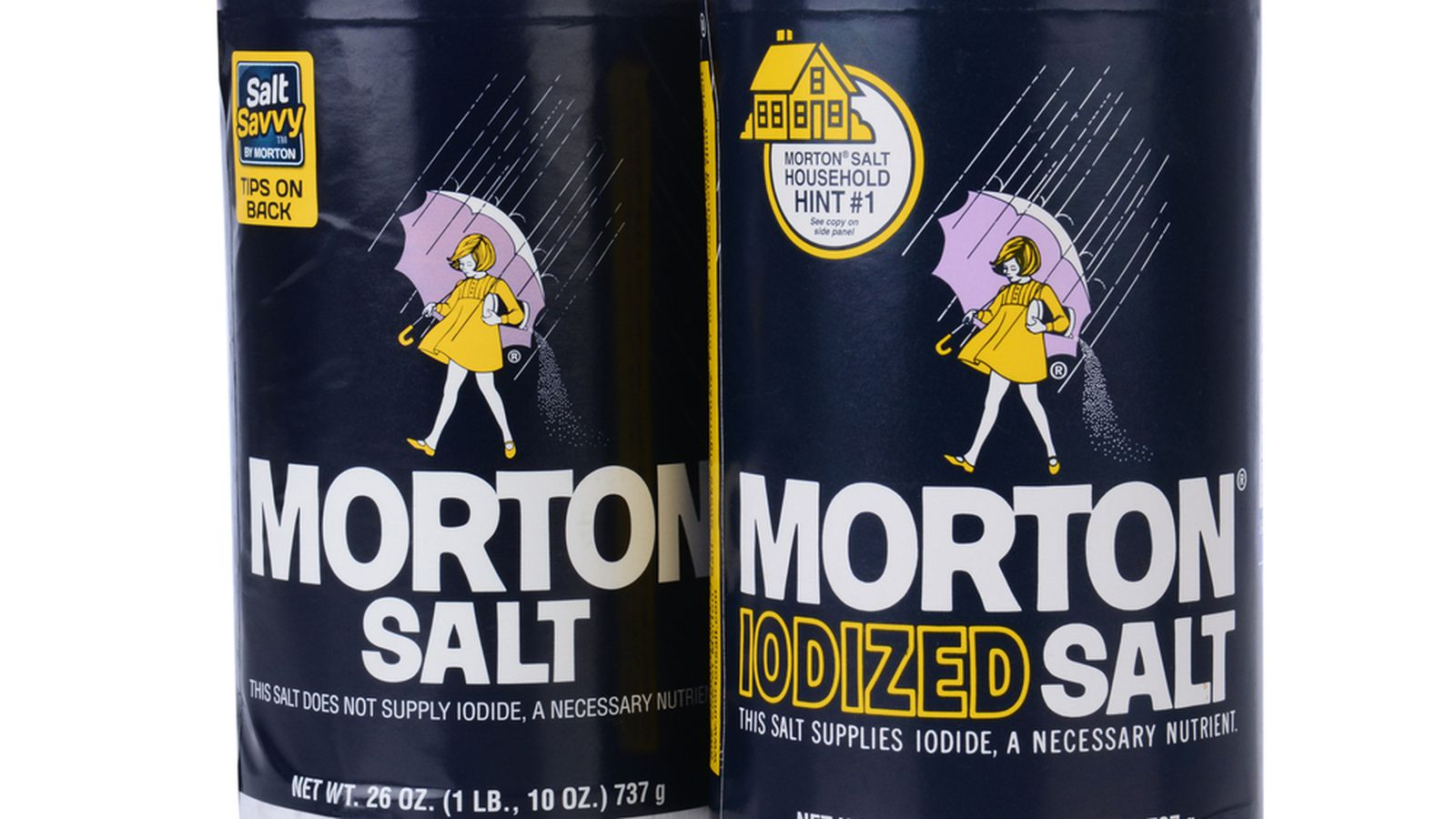 Eons Of Bad Luck Produced As Morton Salt Wall Collapses