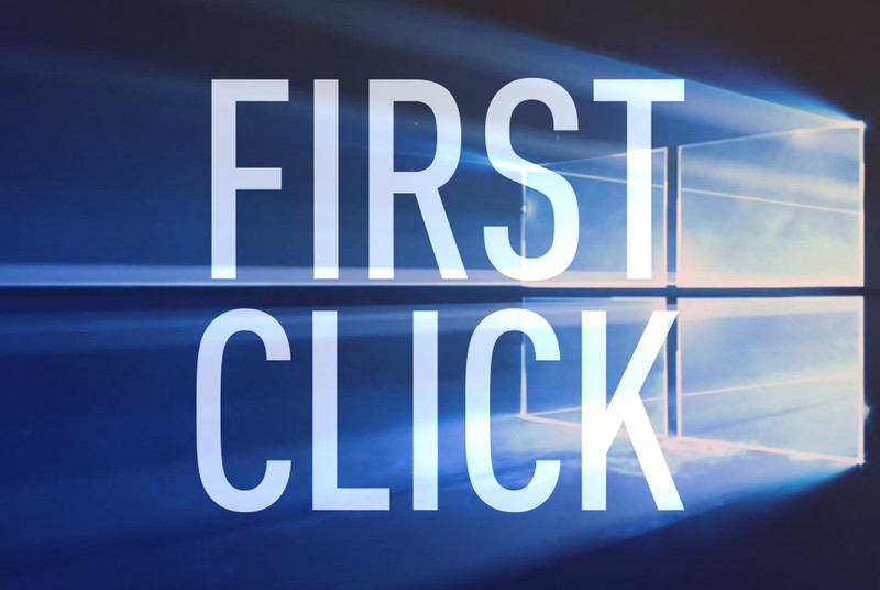First Click: Thanks Microsoft, but the Windows to my life have all closed