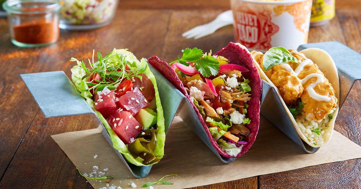 Funky Late Night Velvet Taco Is Now Open in Austin - Eater Austin