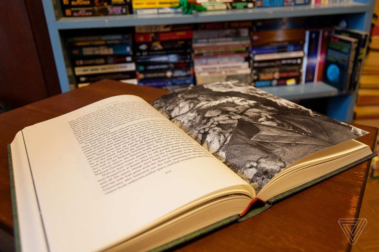 A new collection of Lovecraft stories looks like an artifact from the Cthulu universe