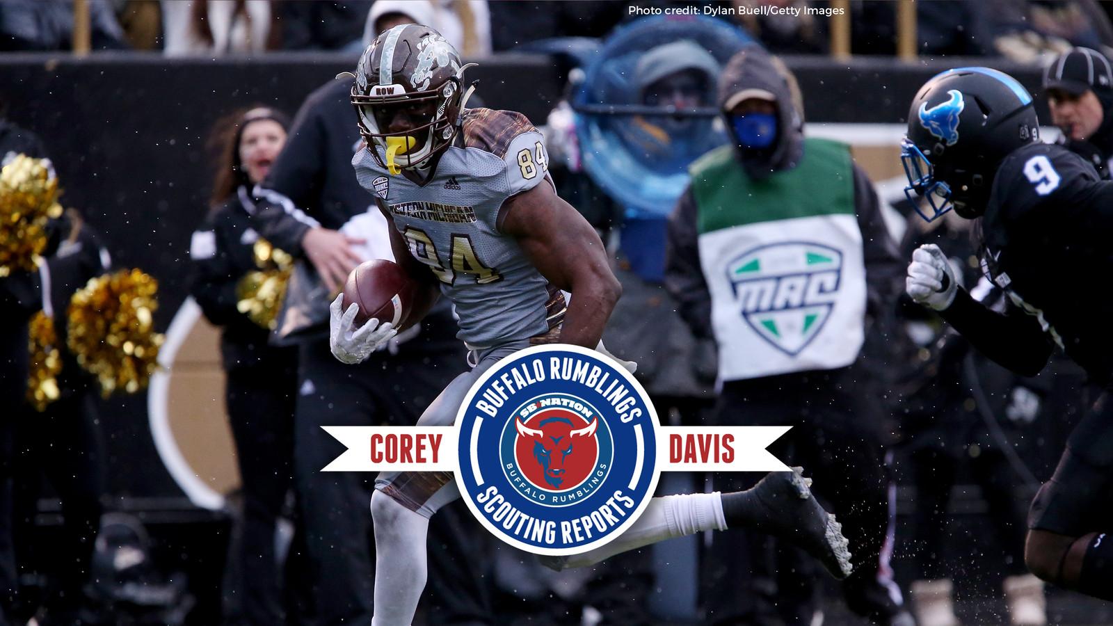 Corey Davis 2017 NFL Draft scouting report