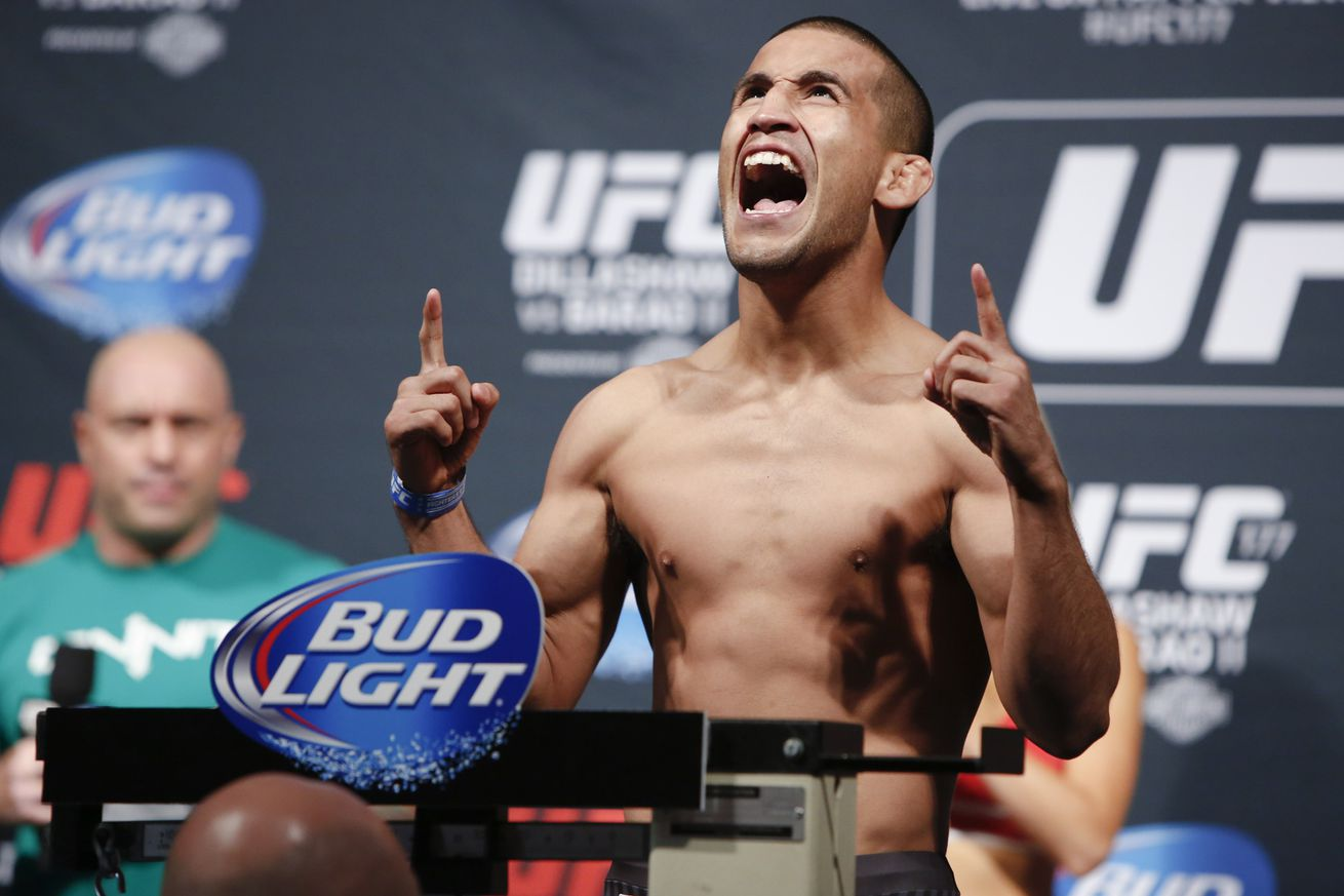 Joe Soto meets Rani Yahya at UFC Fight Night: Fortaleza