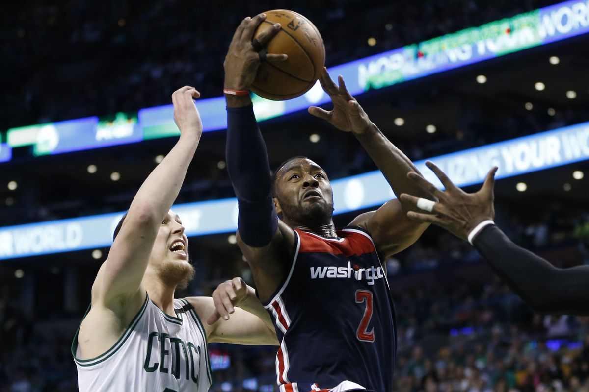 Celtics run all over Wizards in Game 5